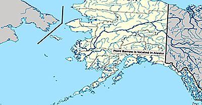Quais São Os Pontos Mais Setentrionais Nos Estados Unidos?