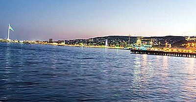 Quais Países Fazem Fronteira Com O Mar Cáspio?