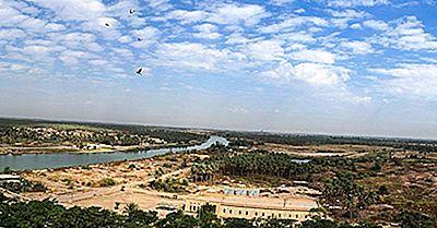 Quais Países O Rio Eufrates Atravessa?