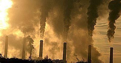¿Qué Industria Emite La Mayor Cantidad De Gases De Efecto Invernadero?