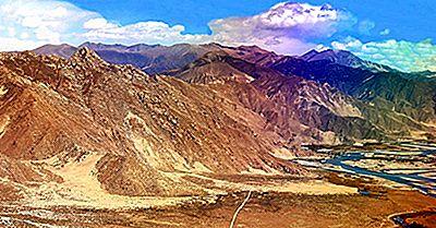 ¿Cuál Es El Río Más Alto Del Mundo?