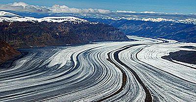 Quel Est Le Plus Grand Glacier En Amérique Du Nord?