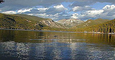 Quel Lac Est Le Plus Grand Du Colorado?
