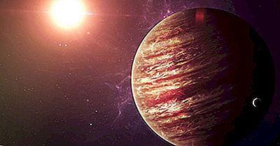 Welcher Planet In Unserem Sonnensystem Hat Die Größte Schwerkraft?