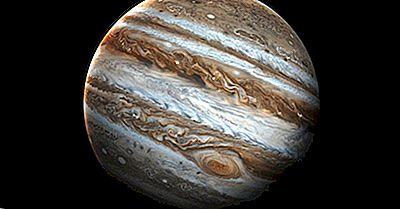 Quais Planetas São Os Quatro Planetas Gigantes Do Sistema Solar?