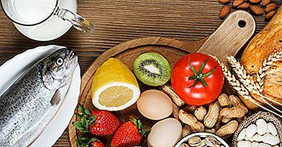 Die Häufigsten Nahrungsmittelallergien Der Welt