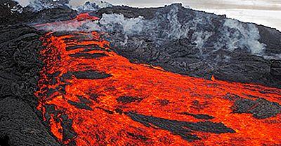 Les Pires Éruptions Volcaniques De L'Histoire