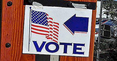 10 États Américains Avec Les Taux De Participation Les Plus Bas