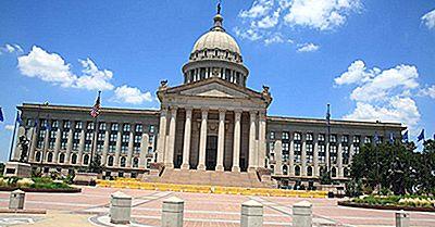 Les 10 Plus Jeunes Capitales D'État