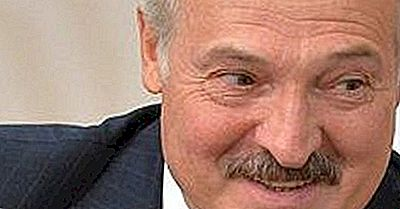 Alexander Lukashenko - Første President I Hviterussland
