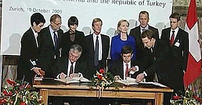 Armenia-Turquía: ¿Qué Tipo De Relaciones Existen Entre Estas Dos Naciones?