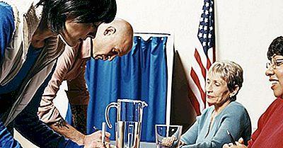 ¿Se Puede Escribir En Un Candidato Para Votar En Una Boleta De Elección Presidencial De EE. UU.?
