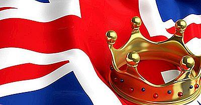 Paesi Con Una Monarchia