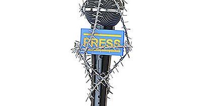 Länder Mit Den Meisten Inhaftierten Journalisten