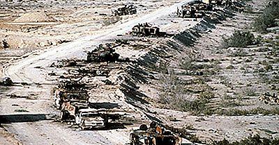 Cele Mai Periculoase Războaie De După Cel De-Al Doilea Război Mondial
