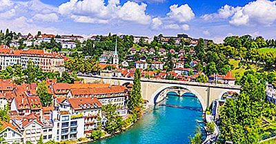 Har Schweiz En Hovedstad?