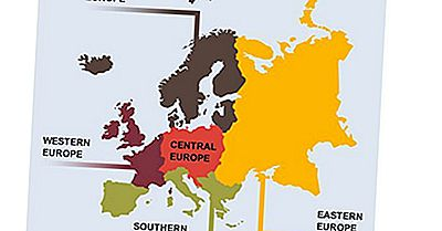 Europa Lande Og Regioner
