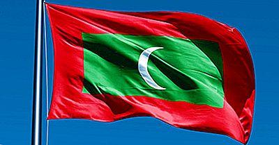 Drapeau Des Maldives: Design, Couleurs Et Symboles