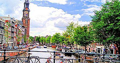 I Quattro Paesi Costituenti Del Regno Dei Paesi Bassi