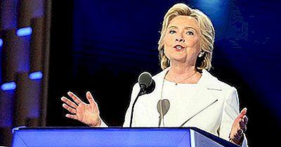 Hillary Rodham Clinton - Candidate À La Présidence Américaine En 2016