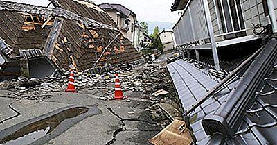 Como Os Terremotos São Medidos Usando A Escala Richter?