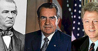 Comment Les Présidents Des États-Unis Sont-Ils Mis En Accusation?