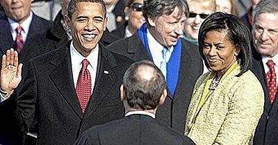 Comment Les Présidents Des États-Unis Sont-Ils Inaugurés?