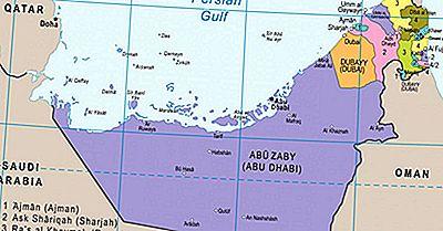 Combien D'Emirates Existe-T-Il Aux Emirats Arabes Unis?
