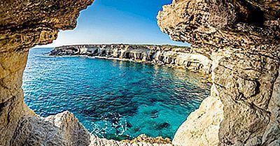 Cipro È In Europa O In Asia?