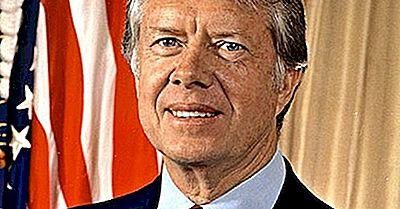 Jimmy Carter, 39º Presidente Dos Estados Unidos