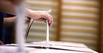 Âge Légal De Vote Par Pays