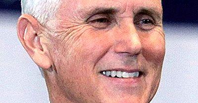 Mike Pence - Indiana Governor Og 2016 USAs Visepresidentleder