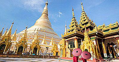 Dezbaterea Pe Nume: Birmania Sau Myanmarul?