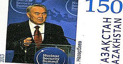 Nursultan Nazarbayev - 1º Presidente Do Cazaquistão