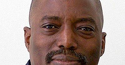 Presidentes Da República Democrática Do Congo (Congo-Kinshasa)