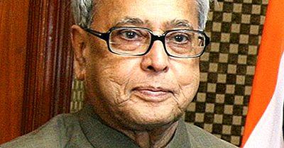 Présidents De L'Inde À Travers L'Histoire