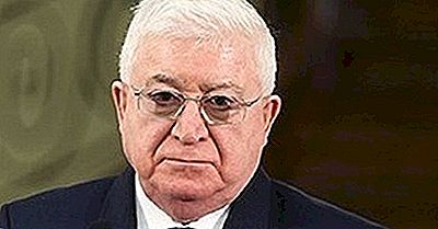 Presidentes De Iraq Desde 1958