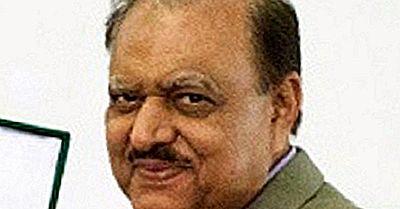 Présidents Du Pakistan À Travers L'Histoire