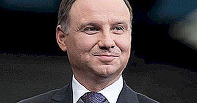 Présidents De Pologne Depuis 1989