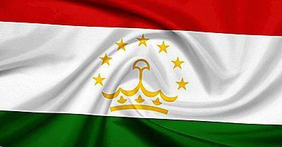 Primeros Ministros De Tayikistán Desde 1991