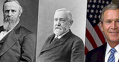 Presidentes Dos EUA Que Perderam O Voto Popular Ainda Ganharam O Colégio Eleitoral Para Tomar Posse