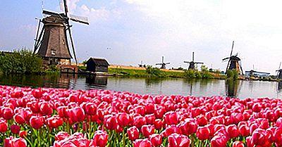 Vad Är Provinserna I Nederländerna?