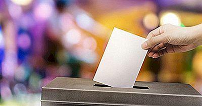 Quel Jour Sont Les Élections Présidentielles?