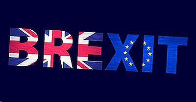 Qu'Est-Ce Que Le Brexit?