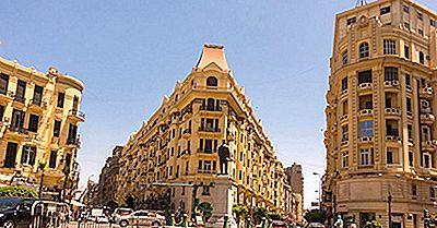 Was Ist Die Hauptstadt Von Ägypten?