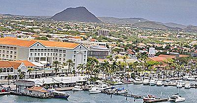 ¿Cuál Es La Capital De Aruba?