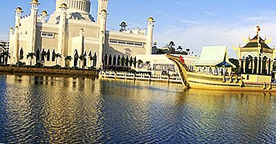 ¿Cuál Es La Capital De Brunei?