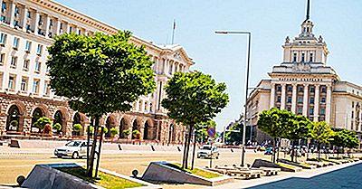 ¿Cuál Es La Capital De Bulgaria?