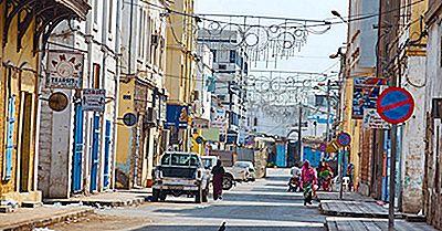 Vad Är Djiboutis Huvudstad?