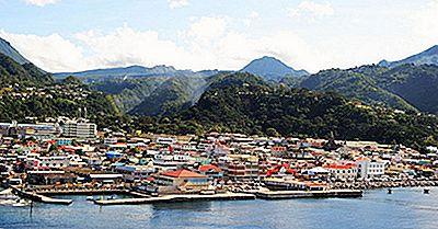 ¿Cuál Es La Capital De Dominica?